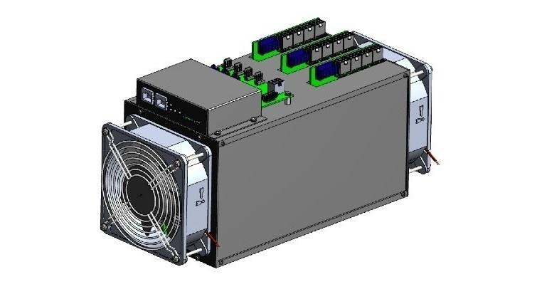 GMOインターネット、最先端7nmプロセス半導体チップ搭載マイニングマシン「GMOマイナー」販売開始